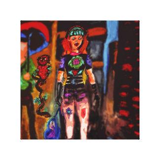 Misser Otherness, verpakt canvas