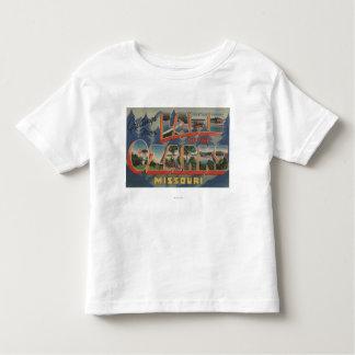 Missouri - Meer van Ozarks Kinder Shirts