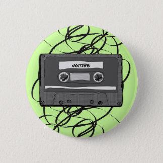 Mixtape Ronde Button 5,7 Cm