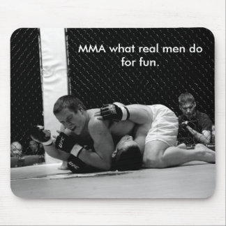 MMA welk echt man voor… Muismat
