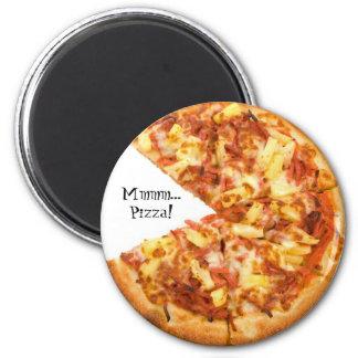 Mmmm… De Magneet van de pizza