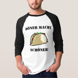mmmm doener t shirt