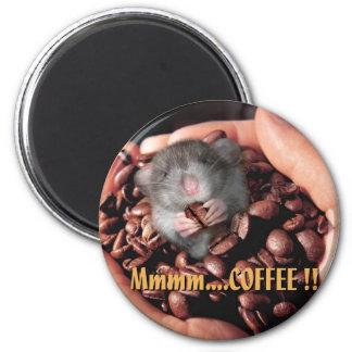 Mmmm… KOFFIE!! Magneet