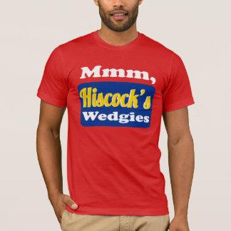 Mmmm Wedgies van Hiscock T Shirt