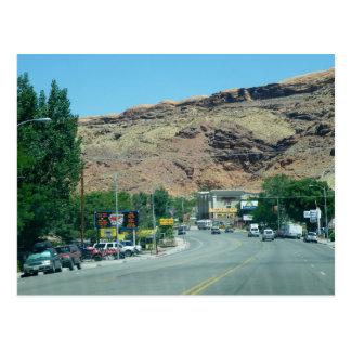 Moab Briefkaart