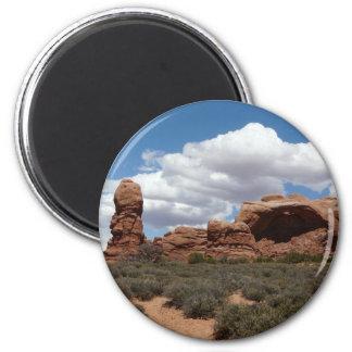 moab Utah boog Magneet