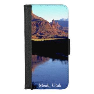 Moab Utah iPhone 8/7 Portemonnee Hoesje