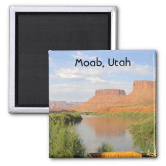 Moab, Utah Magneet