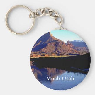 Moab Utah Sleutelhanger