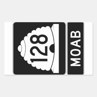 Moab Utah Sticker