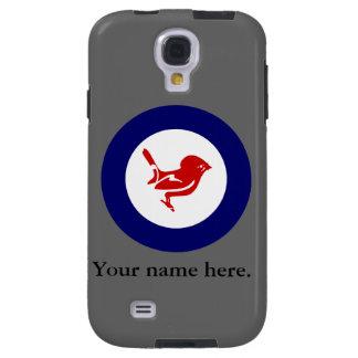 Mobiel telefoonhoesje Tomtit roundel Galaxy S4 Hoesje