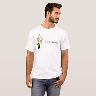 Mobiele App van het Mannen CSP T-shirt