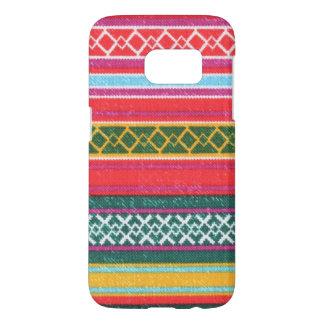 "Mobiele Dekking ""Abankuy"" door MuyFOLK Samsung Galaxy S7 Hoesje"