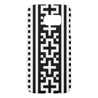 """Mobiele Dekking """"Haian"""" door MuyFOLK Samsung Galaxy S7 Hoesje"""