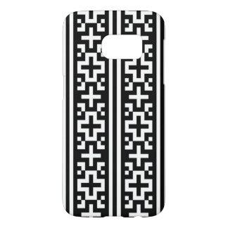 """Mobiele Dekking """"Huichal"""" door MuyFOLK Samsung Galaxy S7 Hoesje"""