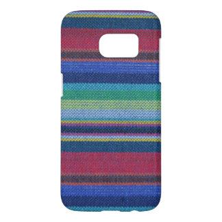 "Mobiele Dekking ""Iqilla"" door MuyFOLK Samsung Galaxy S7 Hoesje"