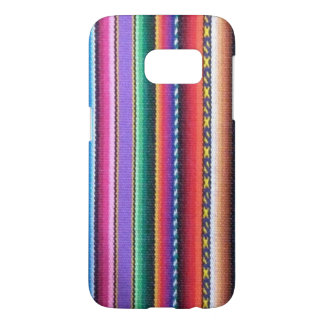 "Mobiele Dekking ""Iraya"" door MuyFOLK Samsung Galaxy S7 Hoesje"