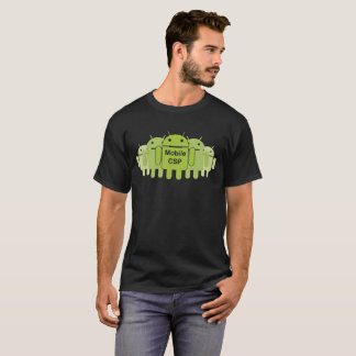 Mobiele T-shirt CSP