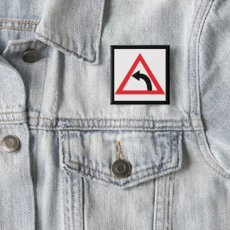 mode kenteken door DAL Vierkante Button 5,1 Cm