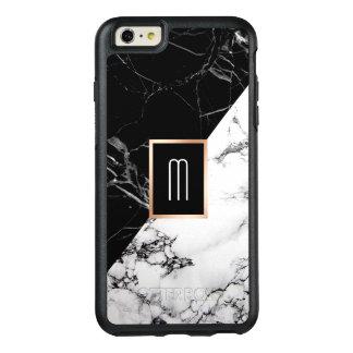 Mode van de Textuur van het monogram ziet de OtterBox iPhone 6/6s Plus Hoesje