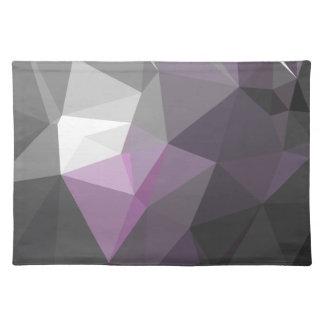 Modern Abstract Geometrisch Patroon - de Schaduwen Placemat