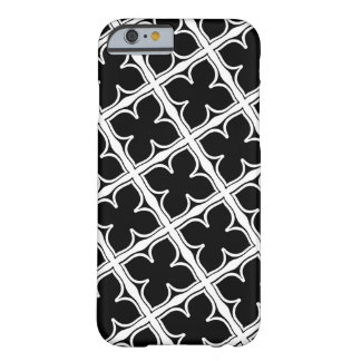 Modern Abstract Patroon Barely There iPhone 6 Hoesje