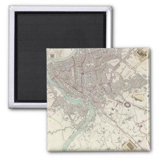 Modern Rome Koelkast Magneten