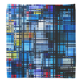 Moderne Abstracte Bandana