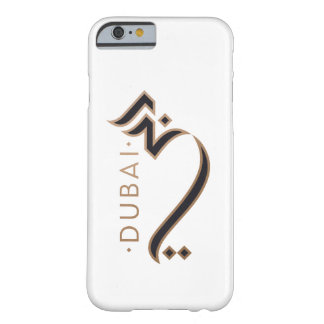 moderne Arabische kalligrafie - Doubai Barely There iPhone 6 Hoesje