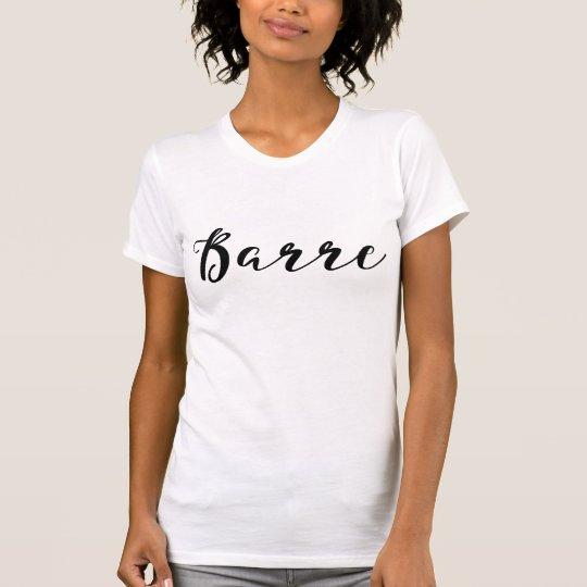 Moderne Elegant van de Kalligrafie van het T Shirt