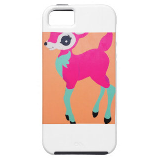 Moderne Fawn Casemate voor iPhone 5 Tough iPhone 5 Hoesje