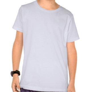Moderne Gespannen Engelse Vlag T-shirt