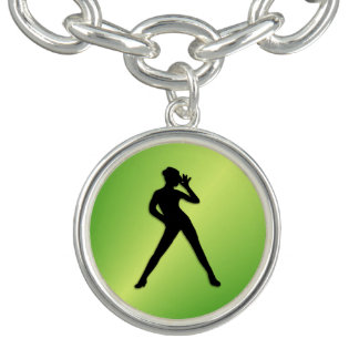 Moderne Groene Dans Armbanden
