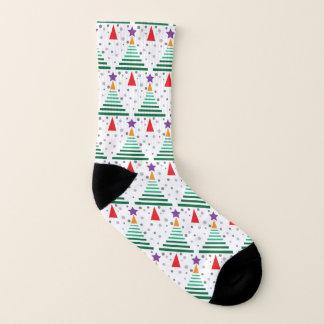 Moderne Kerstboom Sokken