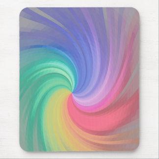 Moderne kleurrijke mousepad, muismat