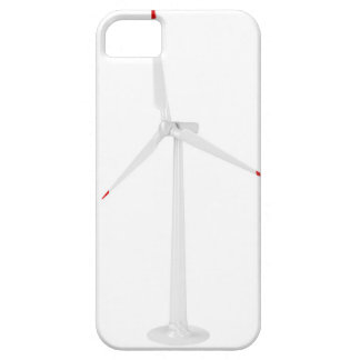 Moderne windturbine barely there iPhone 5 hoesje