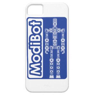 """ModiBot """"bouwt uw eigen"""" geval van de het Barely There iPhone 5 Hoesje"""