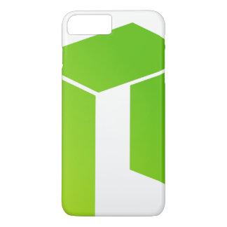 Modieuze NEOCrypto iPhone/de Dekking van Samsung iPhone 8/7 Plus Hoesje