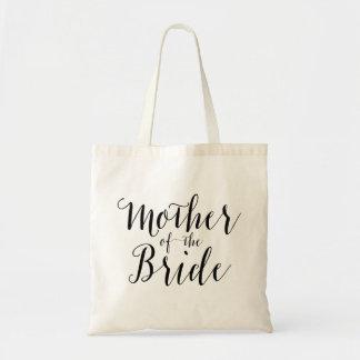 Moeder van de Bruid, de Gift van het Huwelijk Budget Draagtas