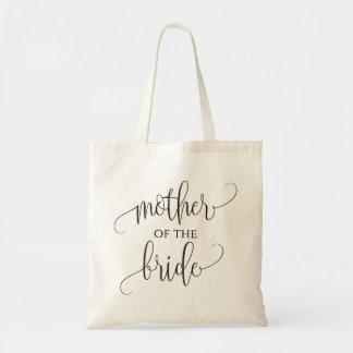 Moeder van de Bruid, Kalligrafie, de Gift van het Draagtas