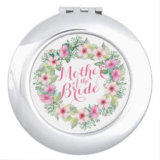 Moeder van de Compacte Spiegel van het Huwelijk Makeup Spiegel