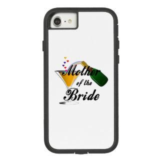 Moeder van de Toost van Champagne van de Bruid Case-Mate Tough Extreme iPhone 8/7 Hoesje