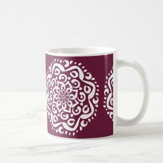 Moerbeiboom Mandala Koffiemok