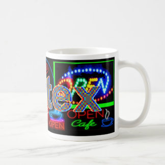 Mok 3 van de Club van de Koffie van de draaikolk