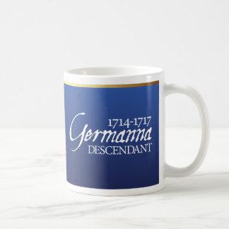 Mok: De Nakomeling van Germanna Koffiemok