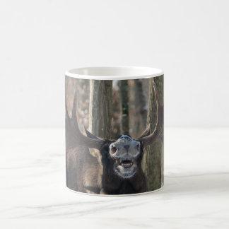 Mok: Het lachen Amerikaanse elanden Koffiemok