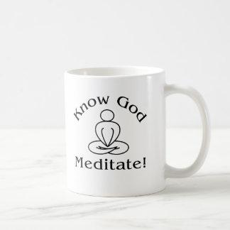 Mok - ken God, mediteren