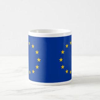 Mok met Vlag van Europese Unie
