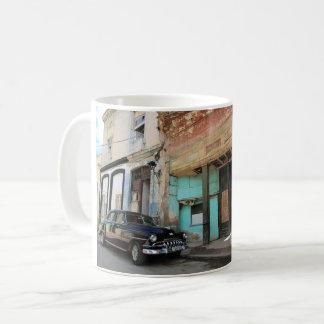 Mok van de Koffie van de Auto van Havana de