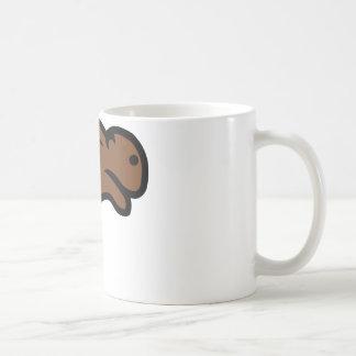 Mok van de Koffie van de Bever van de cartoon de